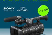 Câmeras / Cãmeras profissinais da mais alta qualidade