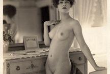 nudi vintage