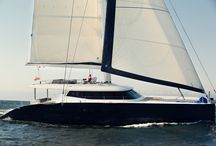Sunreef 80 Carbon Line LEVANTE / New Sunreef superyacht launched in July 2013
