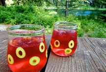 Herbal Cold Drinks