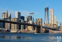 11 beeindruckende Skylines auf der ganzen Welt / Weltmetropolen, deren Stadtbild von zahlreichen Hochhäusern geprägt wird