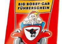 Turnen Bobbycar Führerschein