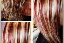 new hair do