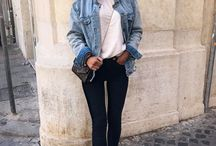 Rome outfits and places