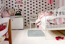 kids bedroom ideas / by Angela Barnes