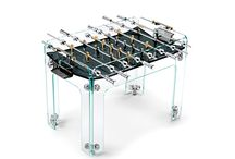 Teckell / Teckell Luxury Foosball tables and Pool Tables available at www.quantum-play.com