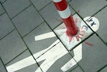 Street Art / Creative Photoshop of street's artist