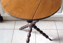 Antique & Vintage Tables, Small Furniture & Mirrors / A selection of items that are for sale in our ebay shop. http://stores.ebay.co.uk/antiquesandcollectables4u