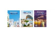 "SMALL NOTEBOOKS ""LIVE YOUR MEMORIES"" / A full Notebook line presenting all Greece's famous destinations!"