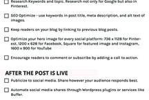 bookish blogging tips!