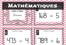 Mathématiques / Géométrie / Vous voulez enseigner les mathématiques au préscolaire ou au primaire de manière amusante? Je suis sûr que vous trouverez ce qui vous plaira dans ce tableau, ou accédez à la liste complète ici: http://www.mieuxenseigner.ca/store/index.php?route=product/subject&spath=28