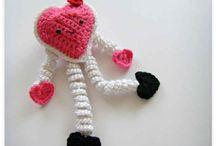Crochet ~ Valentines ~ Love / by Cindy Valdez Salgado