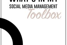 Social Media Marketing & Management / Collection of valuable tools and articles about social media marketing.