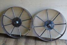 Fabriquer jante de roue
