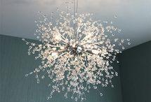 *chandeliers*lights*