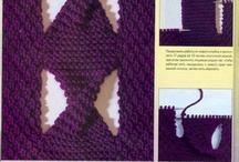 Knitting Crocheting / by Jamie S