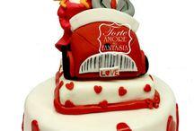 Cake Anniversary / www.torteamorefantasia.com