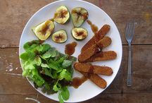 Side Dishes - Vegan & Gluten-free / Here are a few of my vegan & gluten-free recipes for side dishes and starters.