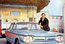 Yeşilçam Ünlülerin Arabaları / http://www.muratarik.com.tr/yesilcam-yildizlarinin-kullandiklari-otomobiller.html