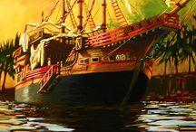 Art - Marine and Sailing