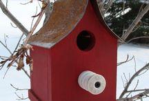 Birdhouses / by Teresa Langley
