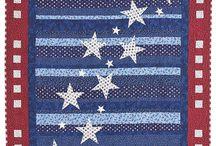 Quilts patriotic