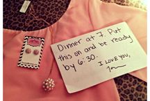 Romantic ideas I love: )