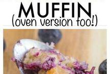 Vegan Muffins / Vegan Muffins Recipes