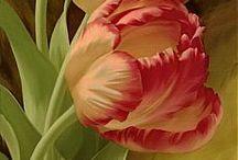 vintage flowera