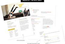 Carole & Lynn - Blog Design