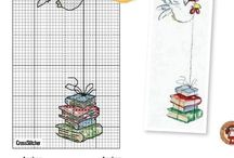 Crossstitcher-bookmark