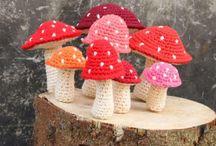 Hæklet svampe