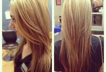 Hair Color My World / Ideas to brighten my color / by Angi LeVan