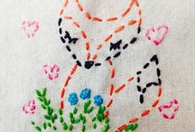 embroidery stitches beginner