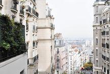 weekend getaway - paris