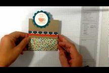 Fancy folds / Card making