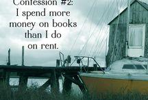 Booklover Confessions
