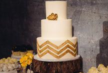 Wedding Trend: Chevron Pattern