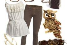 Yoho Yoho a new wardrobe for me / by tara Scarfia
