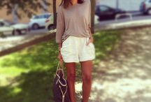 spring&summer style.
