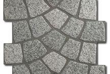 JAK KAMIEŃ / Ponadczasowe płytki ceramiczne imitujące kamień.
