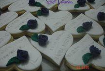 Söz-Nişan-Düğün-Kına / Pasta-Kurabiye-Cupcake