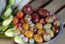 Dekoracje świąteczne wielkanocne / Dekoracje świąteczne na www.pigmejka.pl