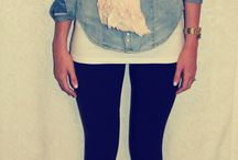 Denim and Chambray Outfits