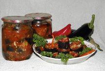 закрутки овощи