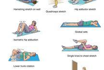 Esercizi sciatalgia