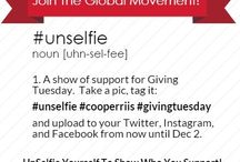 Giving Tuesday Campaign / A compilation of our 2014 Giving Tuesday campaign photos!