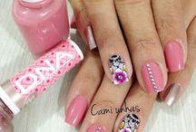 Uñas decoradas para manos