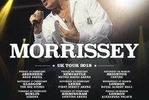 Morrissey tour 2018