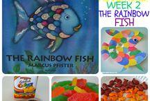 Rainbow s, Thé Rainbow Fish